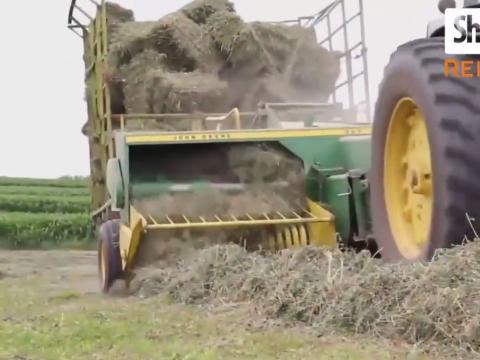 Làm nông nghiệp chưa bao giờ dễ dàng như vậy - Phần 5