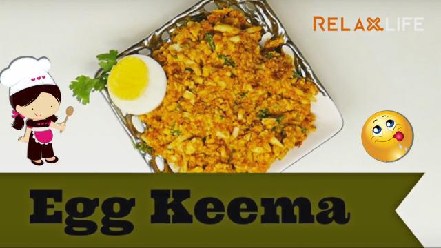 Hướng dẫn cách làm món Egg Keema: Trứng chiên kiểu Ấn Độ