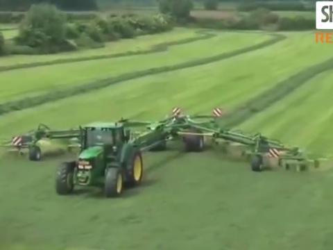 Làm nông nghiệp chưa bao giờ dễ dàng như vậy - Phần 1