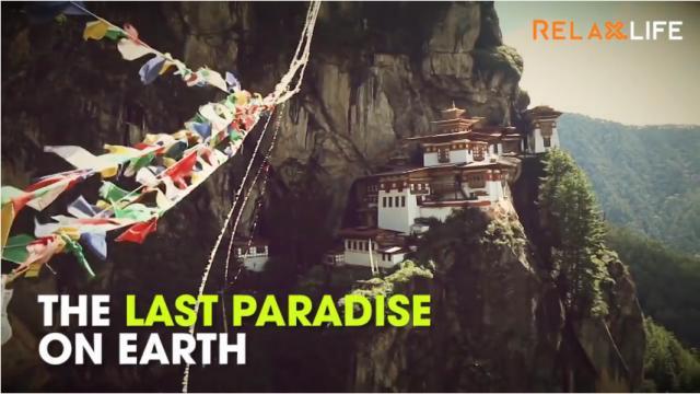 Đến thăm Buhtan, vẻ đẹp của đất nước hạnh phúc nhất thế giới
