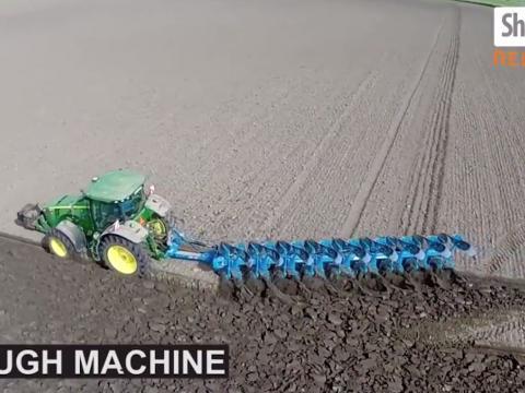Làm nông nghiệp chưa bao giờ dễ dàng như vậy - Phần 3