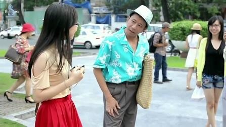 TẾU: Ở dưới quê mới lên - Danh hài Bảo Chung