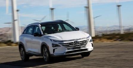 Hyundai Nexo - Dòng xe chạy điện của tương lai