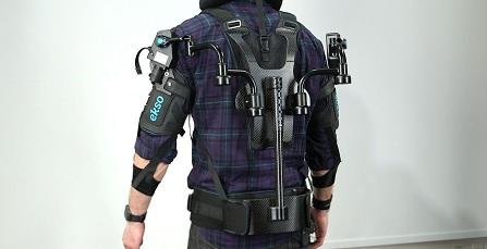 Exoskeleton - thiết bị tăng sức mạnh cho con người