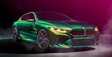 BMW chính thức ra mắt sản phẩm xe thể thao mới cùng sự sang trọng vượt trội