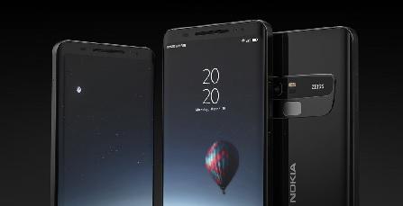 Bản thiết kế smartphone cho chiếc điện thoại Nokia 3310