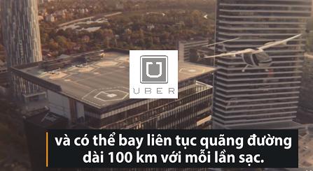 Mẫu taxi mới của tương lai, uberair