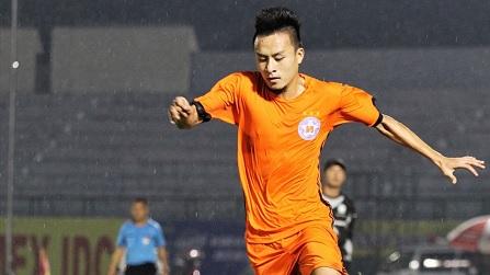 Huy toàn giúp Đà Nẵng nhấn chìm Sài Gòn tại V.League