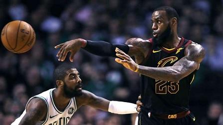 Những pha phối hợp đẹp nhất NBA 2018