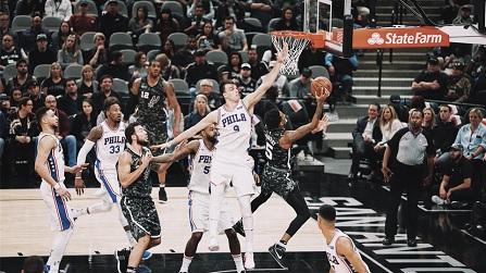 Những Cú Úp Rổ Hay Nhất NBA 2018