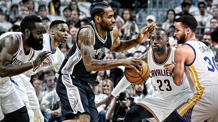 Những pha solo hay nhất NBA 2018