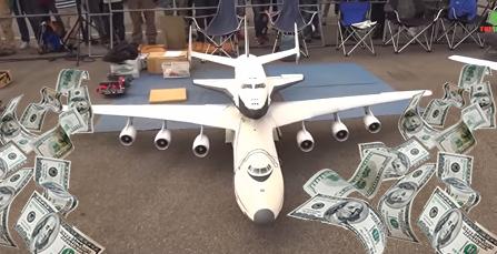 Top 10 máy bay không người lái lớn nhất của giới siêu giàu