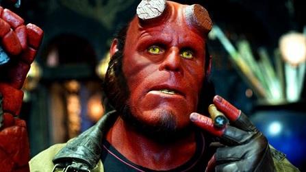 Hellboy tung trailer đầu tiên, dự kiến công chiếu cùng thời điểm Avengers
