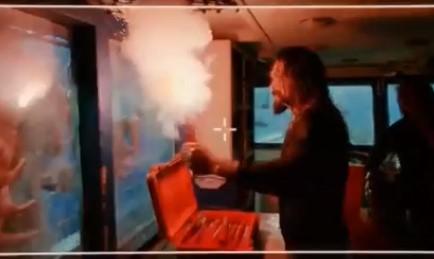 Kỹ thuật xử lý hình ảnh thú vị trong Bom tấn Aquaman