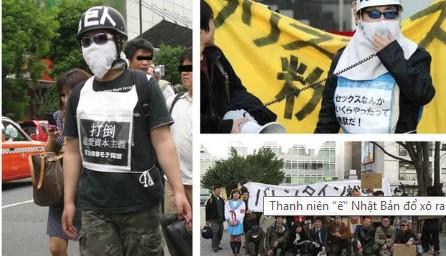Cánh đàn ông ế của Nhật biểu tình phản đối ngày Valentine