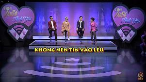 Tần số tình yêu tập 18: Việt Hương không tin vào 1 túp lều tranh 2 trái tim vàng