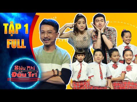 Siêu nhí đấu trí tập 1: Số đầu tiên Minh Đạt đã ẵm giải thưởng lớn cùng 5 siêu nhí