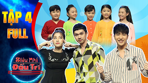 Siêu nhí đấu trí tập 4: B Trần liên tục được chiếu cố từ MC, ẵm giải thưởng 23 triệu đồng từ chương trình