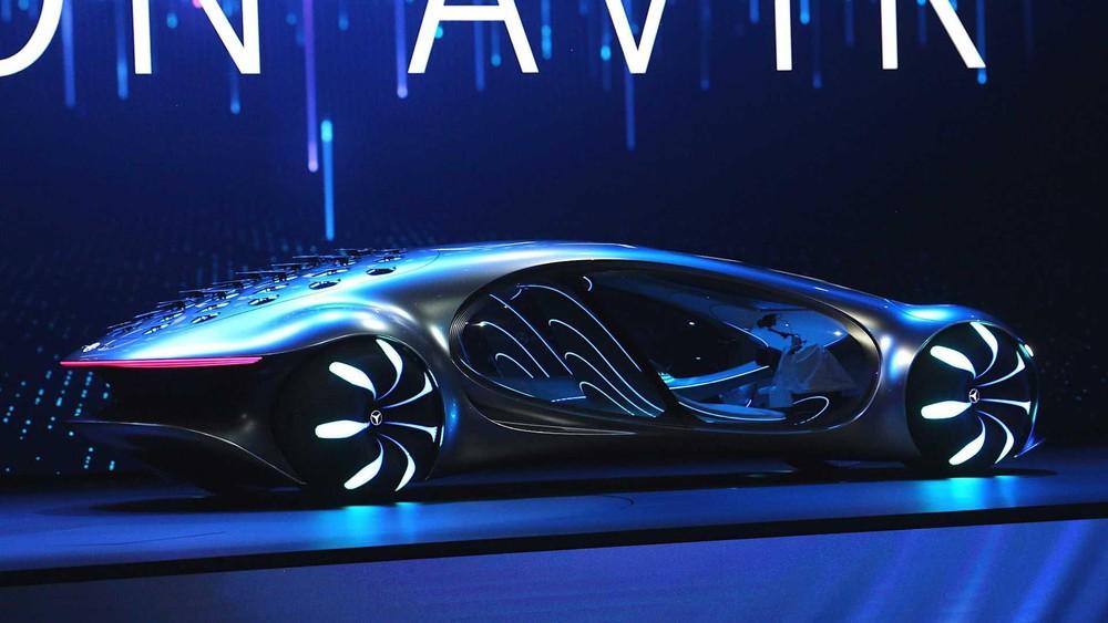 Siêu xe lấy cảm hứng từ bộ phim avatar nhìn là mê, nhưng chỉ dành cho dân chơi thứ thiệt