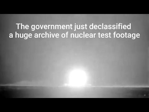 Những con số dưới địa ngục khi bom nguyên tử phát nổ