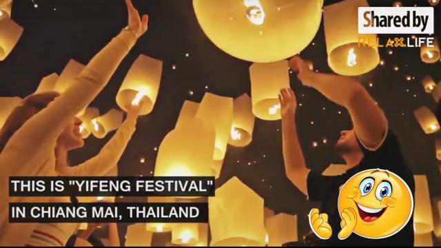 Chiêm ngưỡng lễ hội đèn lồng lung linh lớn nhất thế giới
