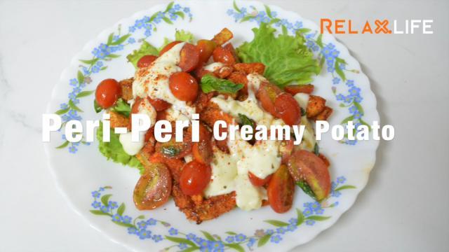 Cách làm món Peri Peri sốt cà chua