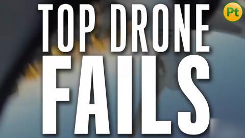 Những sự cố rơi máy bay không người lái